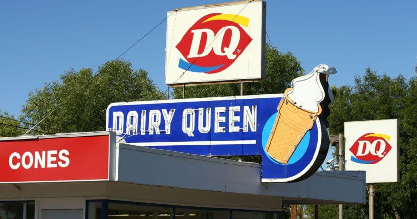 dairy queen mission statement vision statement