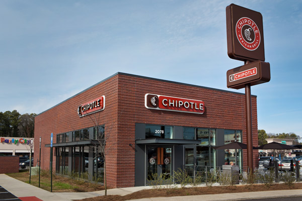 "Chipotle mission statement is: ""To provide 'Food with Integrity'"""